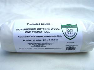 Premium Pound Cotton Roll