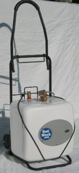 Hott Wash Folding Cart