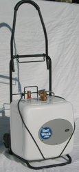 Hott Wash Folding Cart